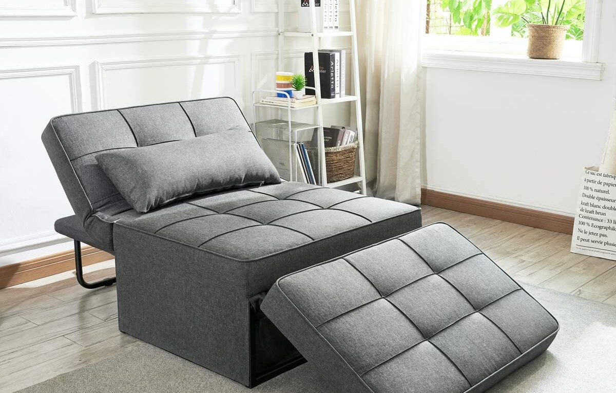 Sofa Bed Chair 4 in 1