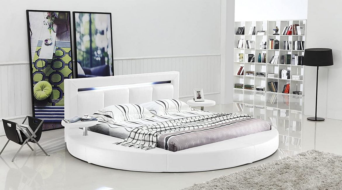 Best Circular Bed of 2021 For Your Master Bedroom