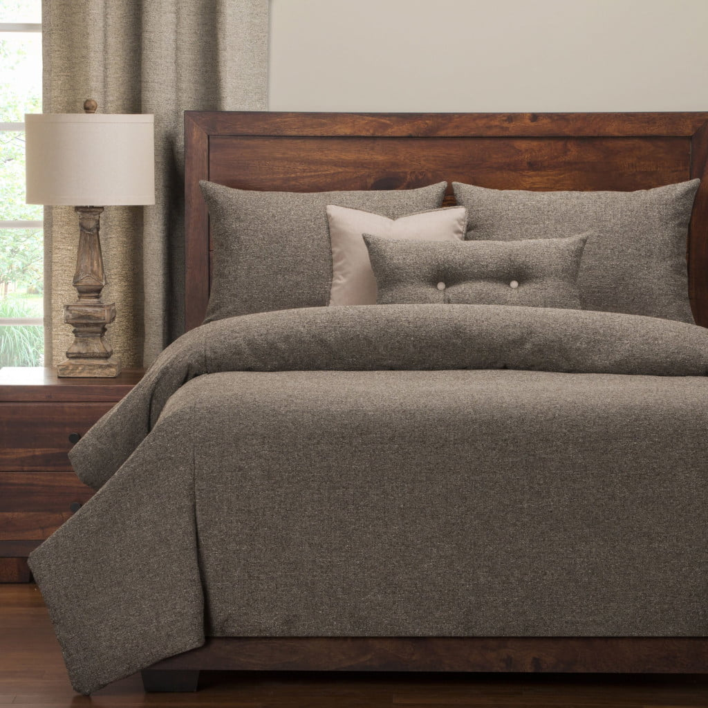 PoloGear Belmont Greystone Luxury Duvet Cover Set