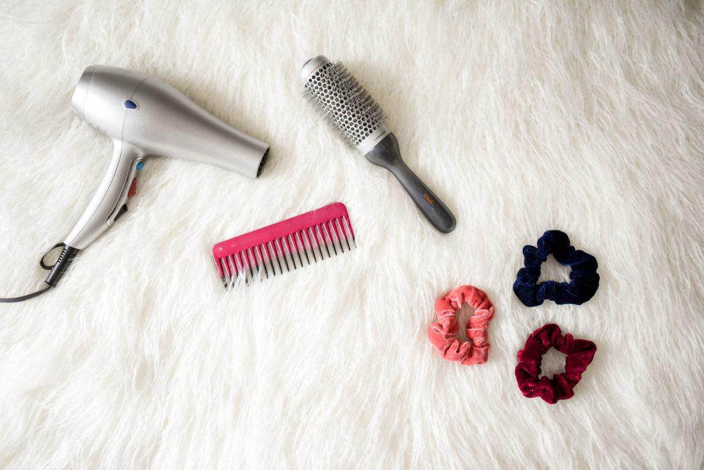 Inflating An Air Mattress Using Hairdryer