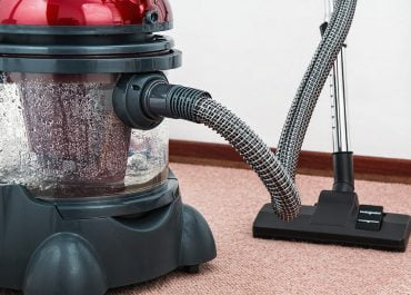 Inflating An Air Mattress using vacuum cleaner