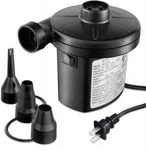 FiveJoy Electric Air Pump