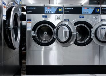Washing machine dryer