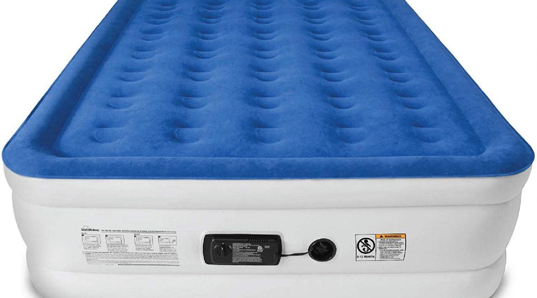 Why does the air mattress keep deflating?