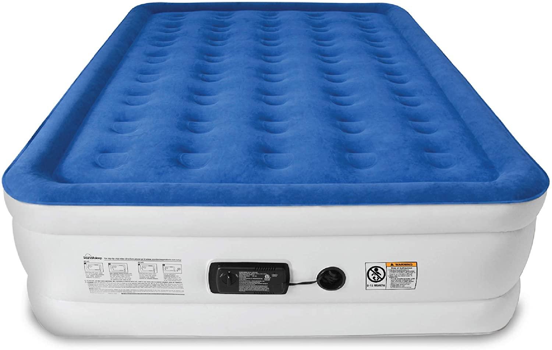 SoundAsleep Dream Series Air Mattress with ComfortCoil Technology