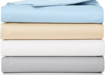 Types of cotton sheets