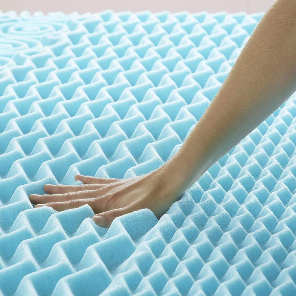 lucid gel memory foam